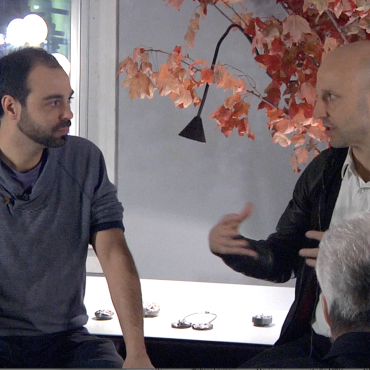 Glenn Adamson in Conversation with Attai Chen. Exhibition: Matter of Perspective